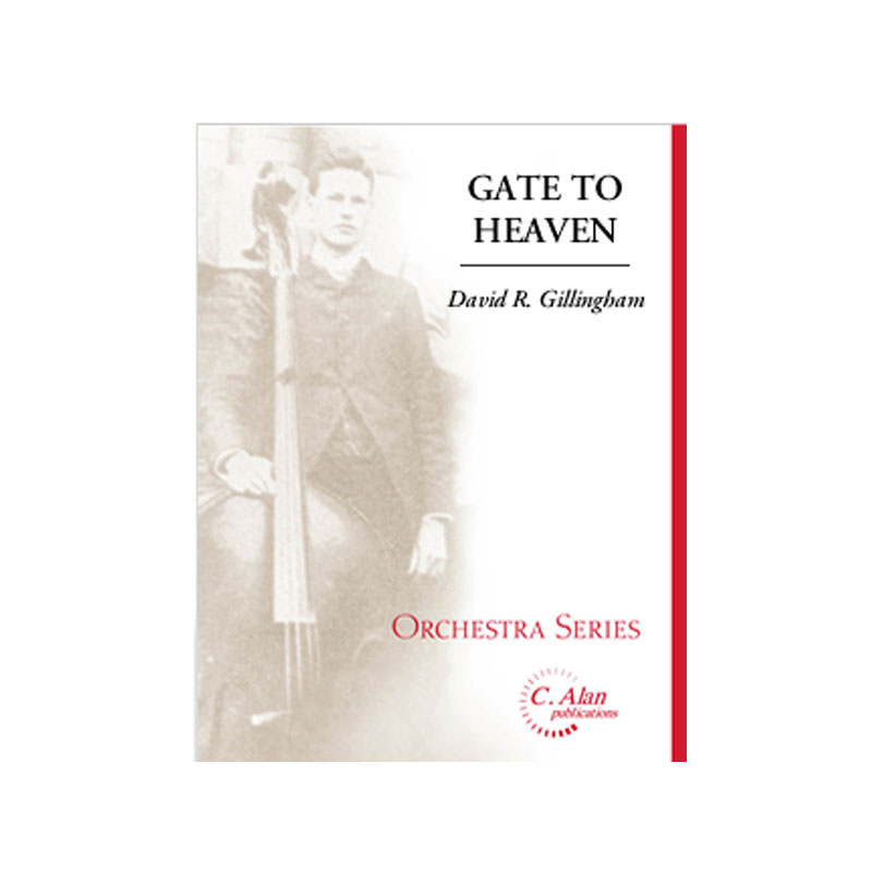 Gate to Heaven: Concerto No. 1 for Marimba and Percussion Ensemble by David R. Gillingham