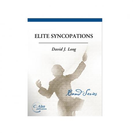 Elite Syncopations by Joplin arr. By David J. Long