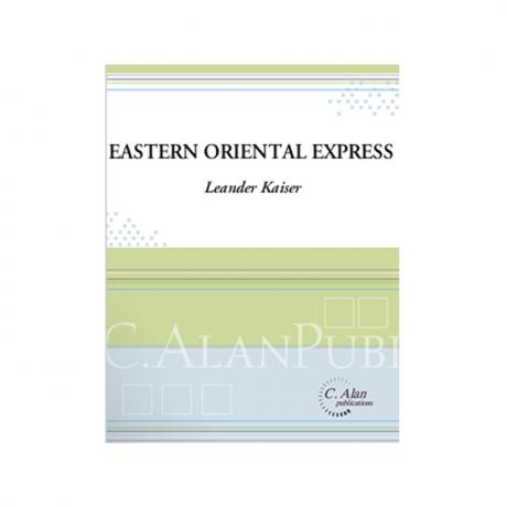 Eastern Oriental Express by Leander Kaiser