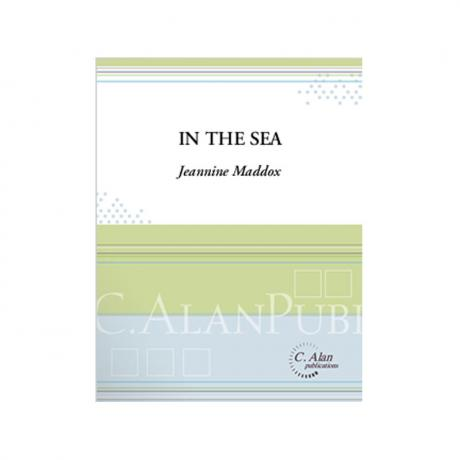 In the Sea by Jeannine Maddox