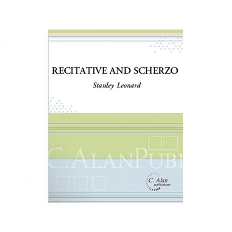 Recitative and Scherzo by Stanley Leonard