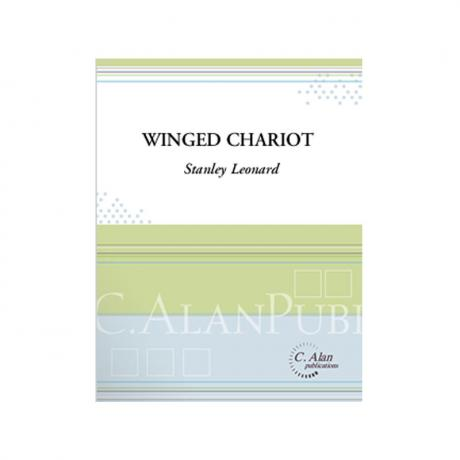 Winged Chariot by Stanley Leonard