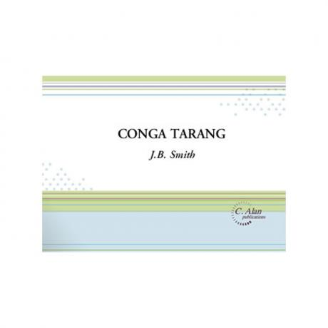 Conga Tarang by J.B. Smith