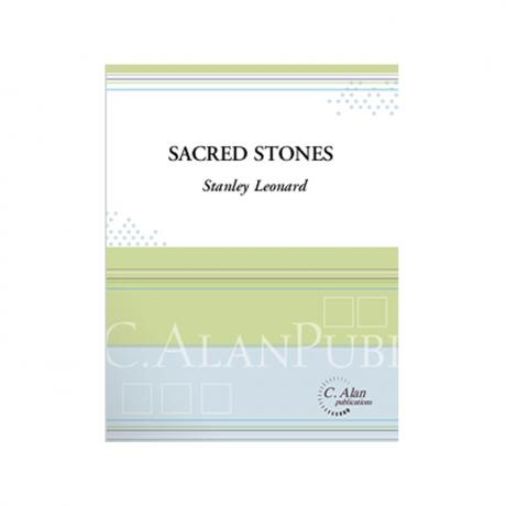 Sacred Stones by Stanley Leonard