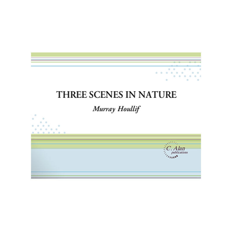 Three Scenes in Nature by Murray Houllif