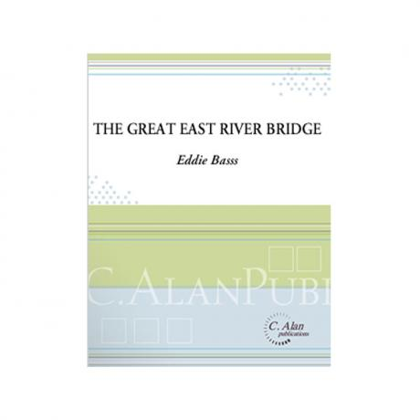 The Great East River Bridge by Eddie Bass