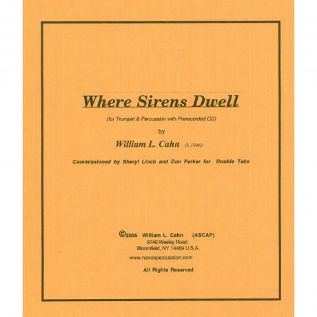 Where Sirens Dwell by William Cahn