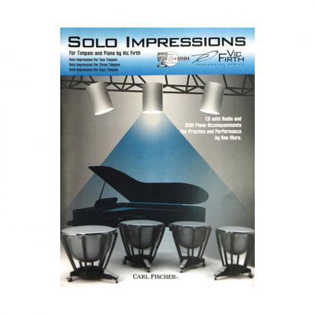 Solo Impressions by Vic Firth