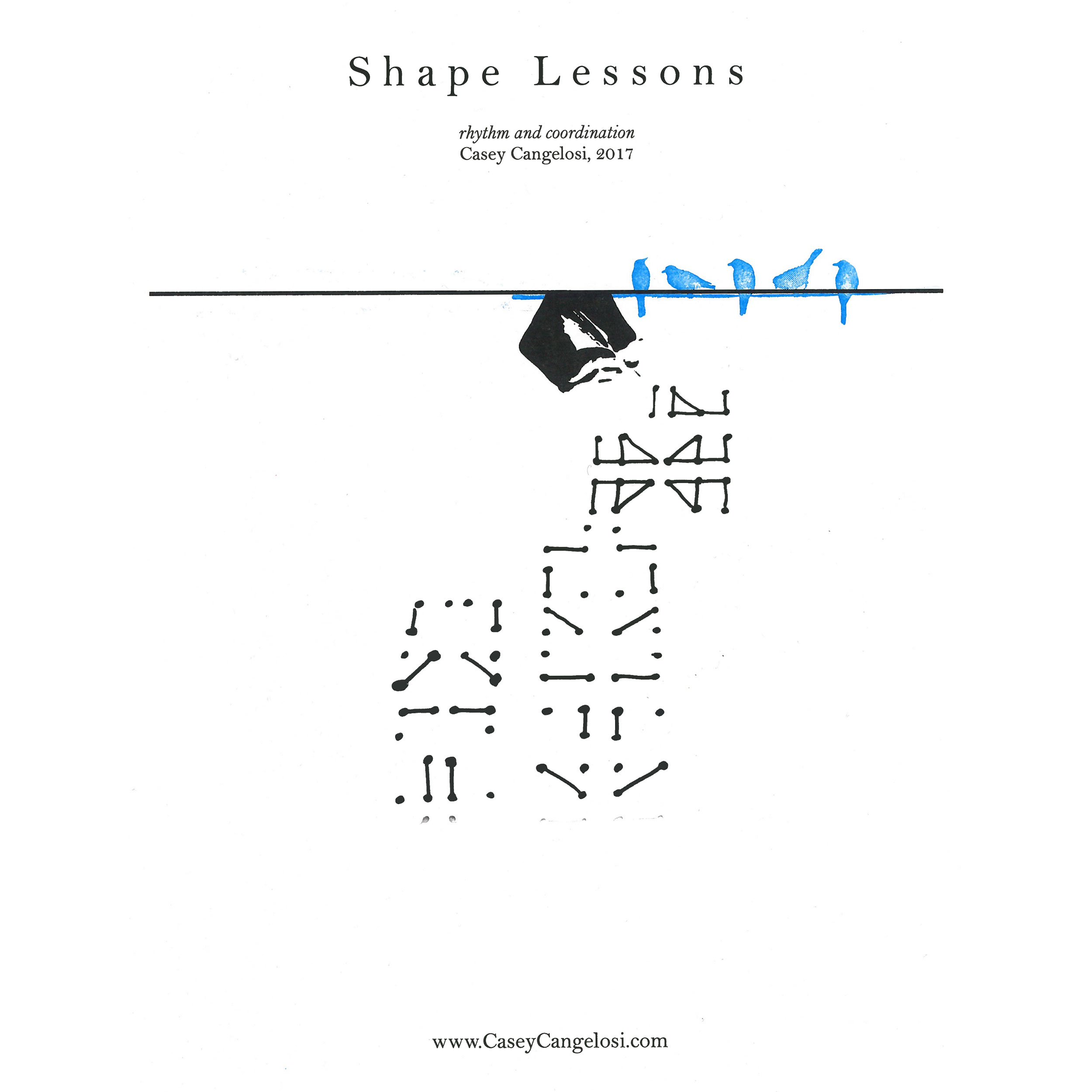 Shape Lessons by Casey Cangelosi