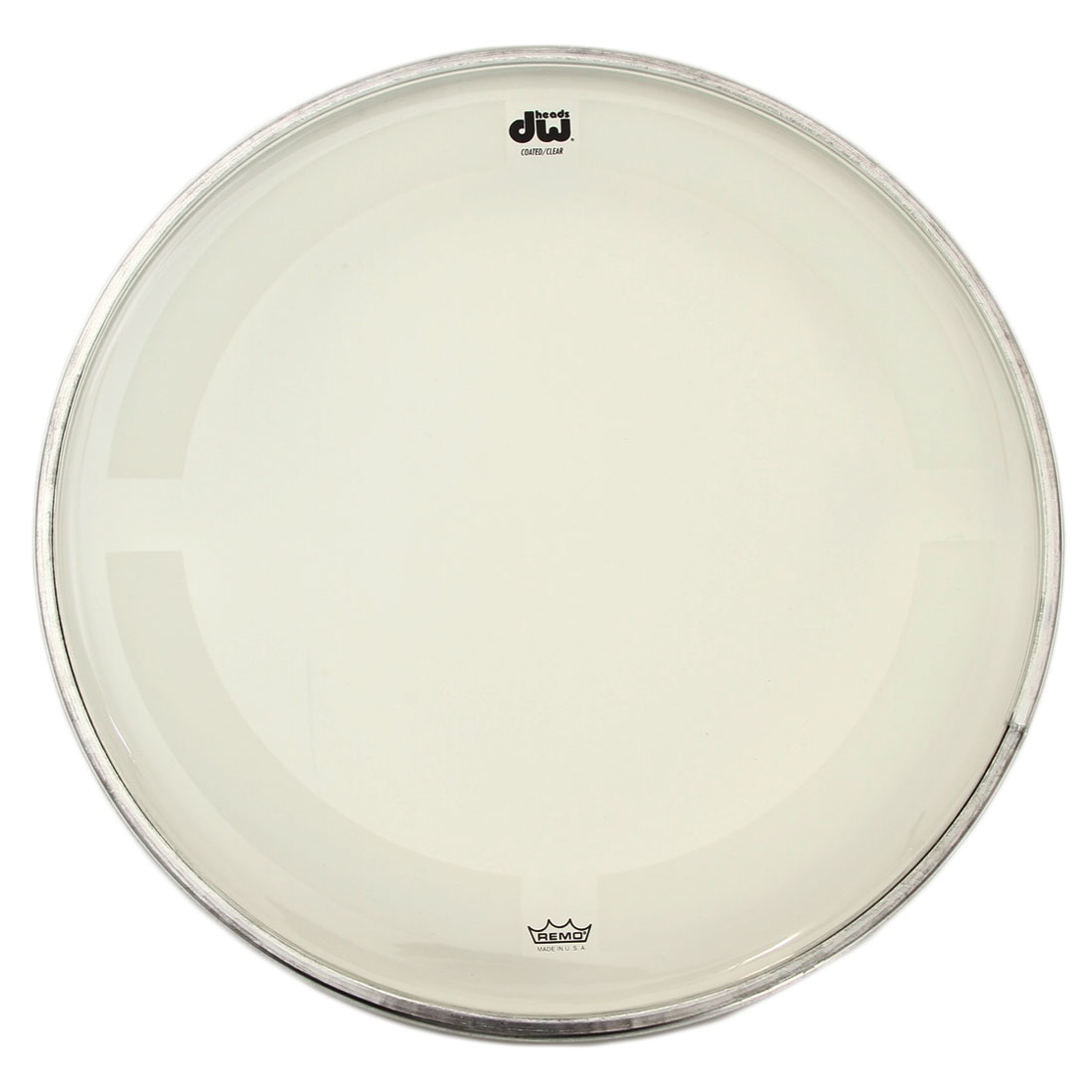 "DW 15"" Coated Clear Head"