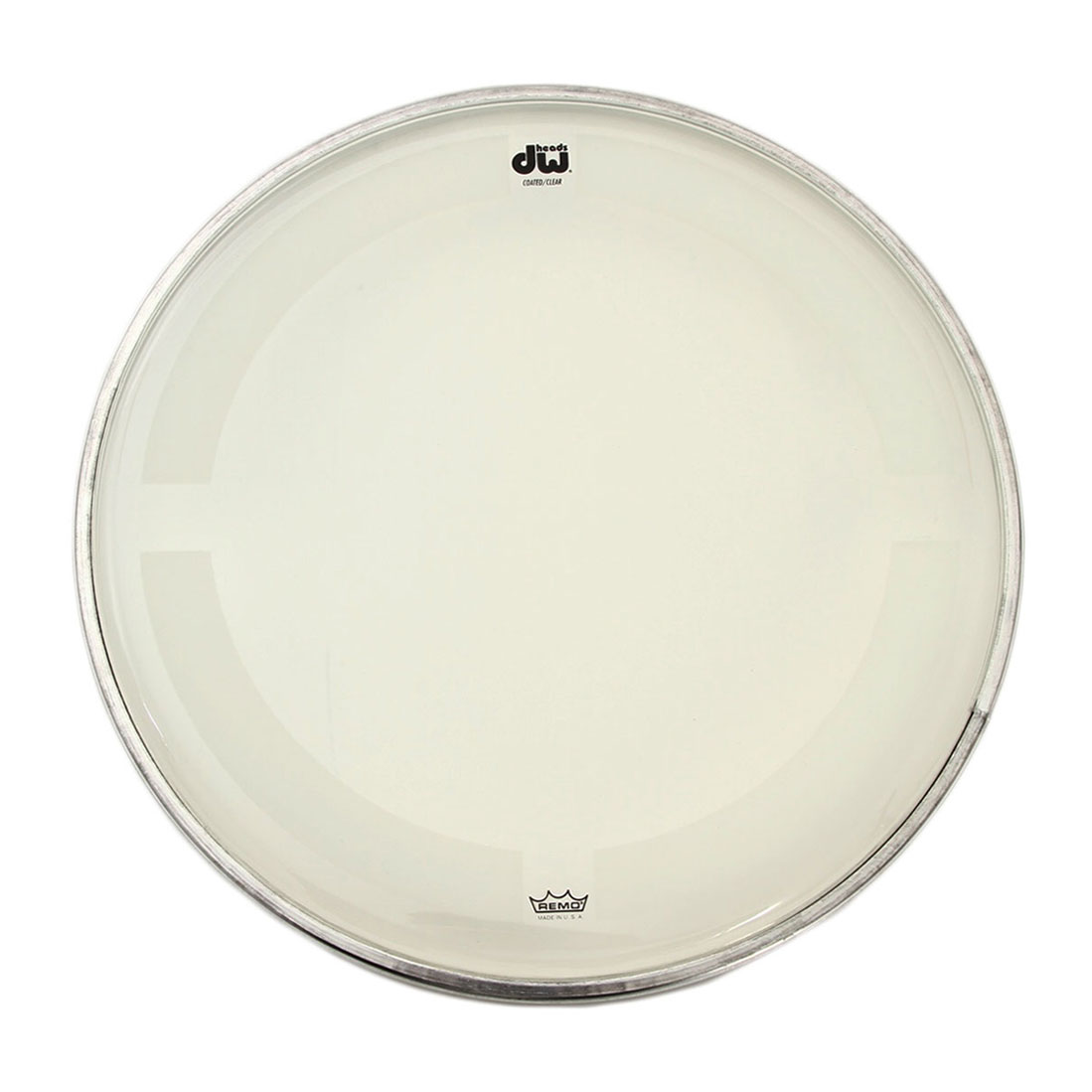 "DW 18"" Coated Clear Head"