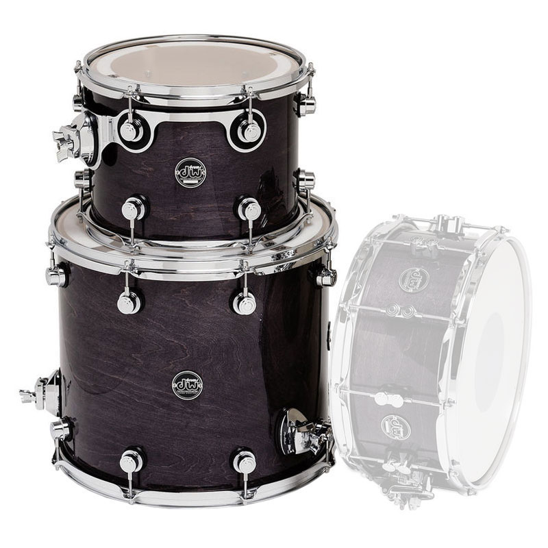 Dw performance tom shell pack 12 16 drpltmpk02t for 16 x 12 floor tom