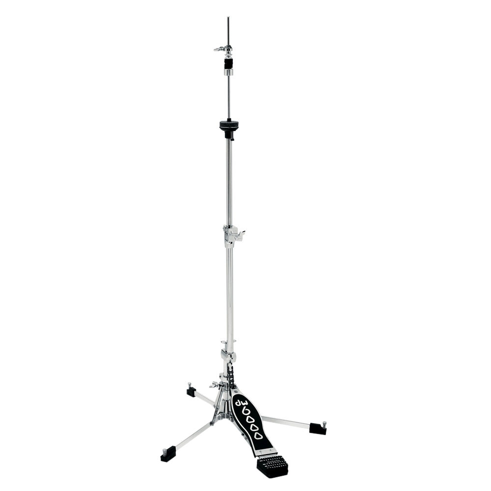 DW 6000 Series Flat Base Hi Hat Stand