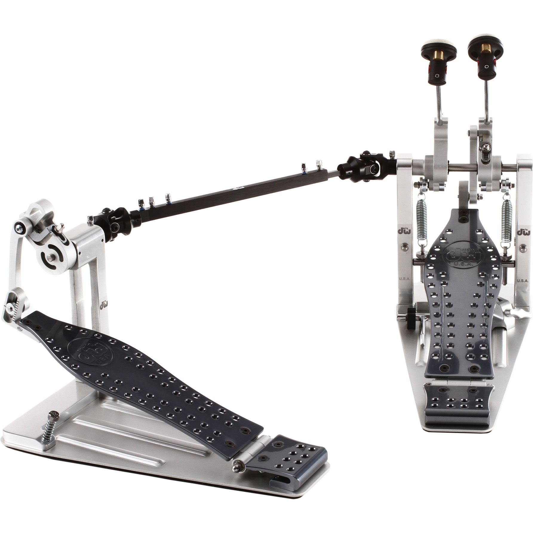 DW MFG MDD Machined Direct Drive Double Bass Pedal