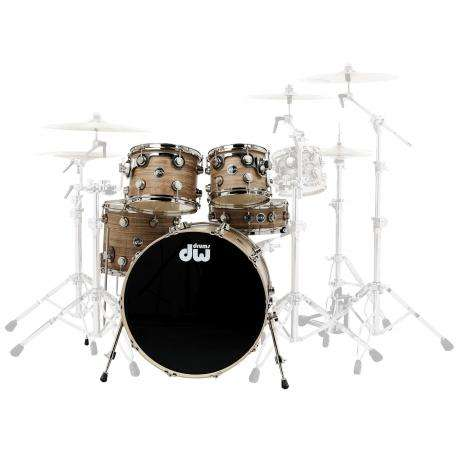 DW Eco-X Series 5-Piece Drum Set Shell Pack (22
