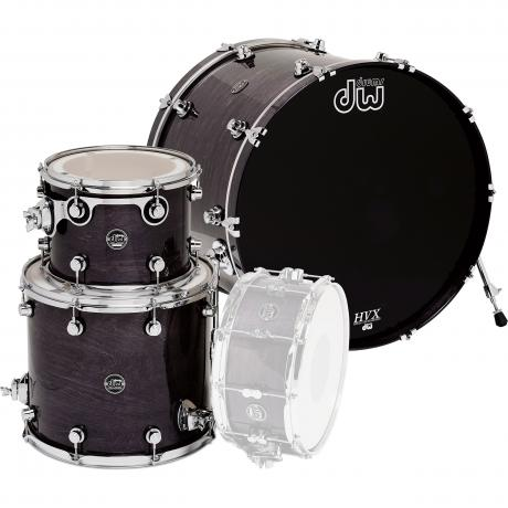 DW Performance 3-Piece Drum Set Shell Pack (18