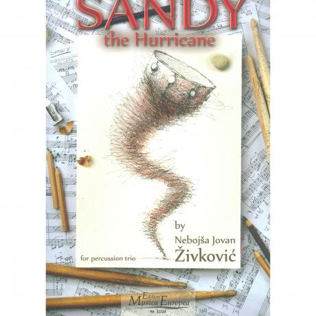 Sandy the Hurricane by Nebojsa Jovan Zivkovic