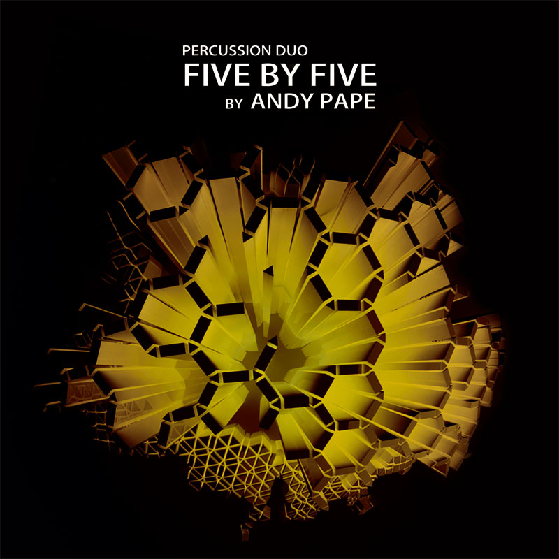 Five by Five by Andy Pape