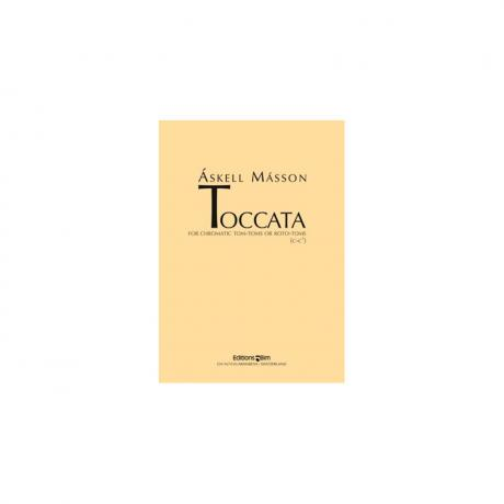 Toccata by Askell Masson