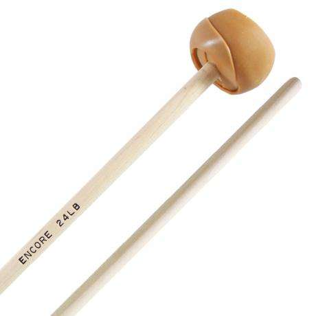 Encore Med-Soft Latex Wrapped Keyboard Mallets with Birch Shafts