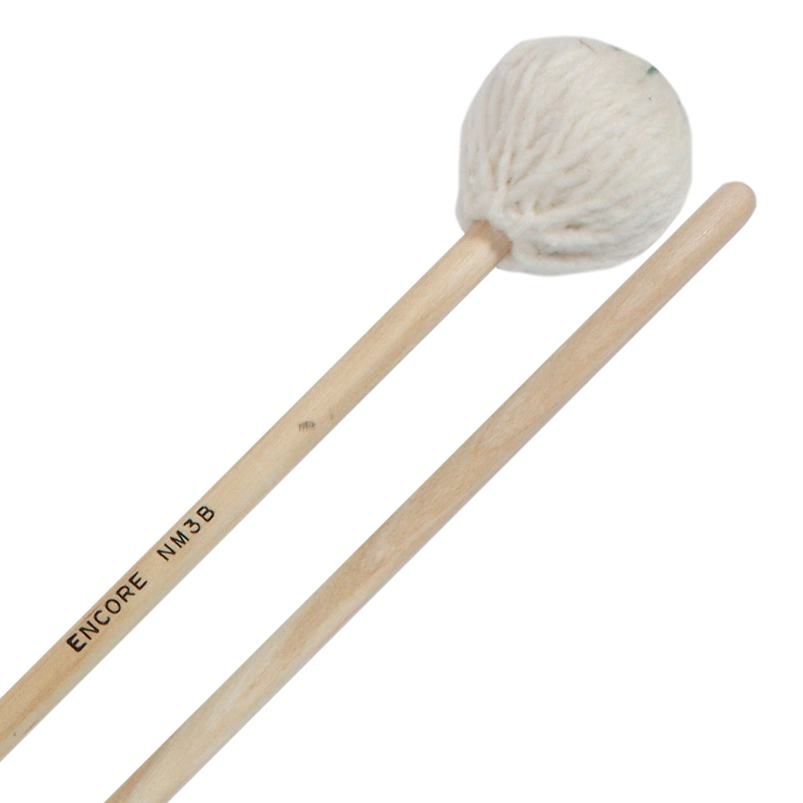Encore Nanae Mimura Signature Medium Hard Marimba Mallets with Birch Shafts