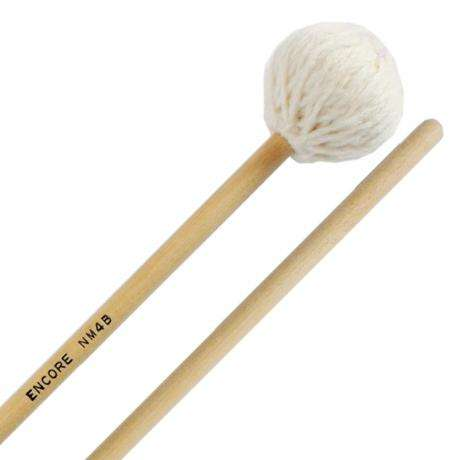 Encore Nanae Mimura Signature Medium Marimba Mallets with Birch Shafts