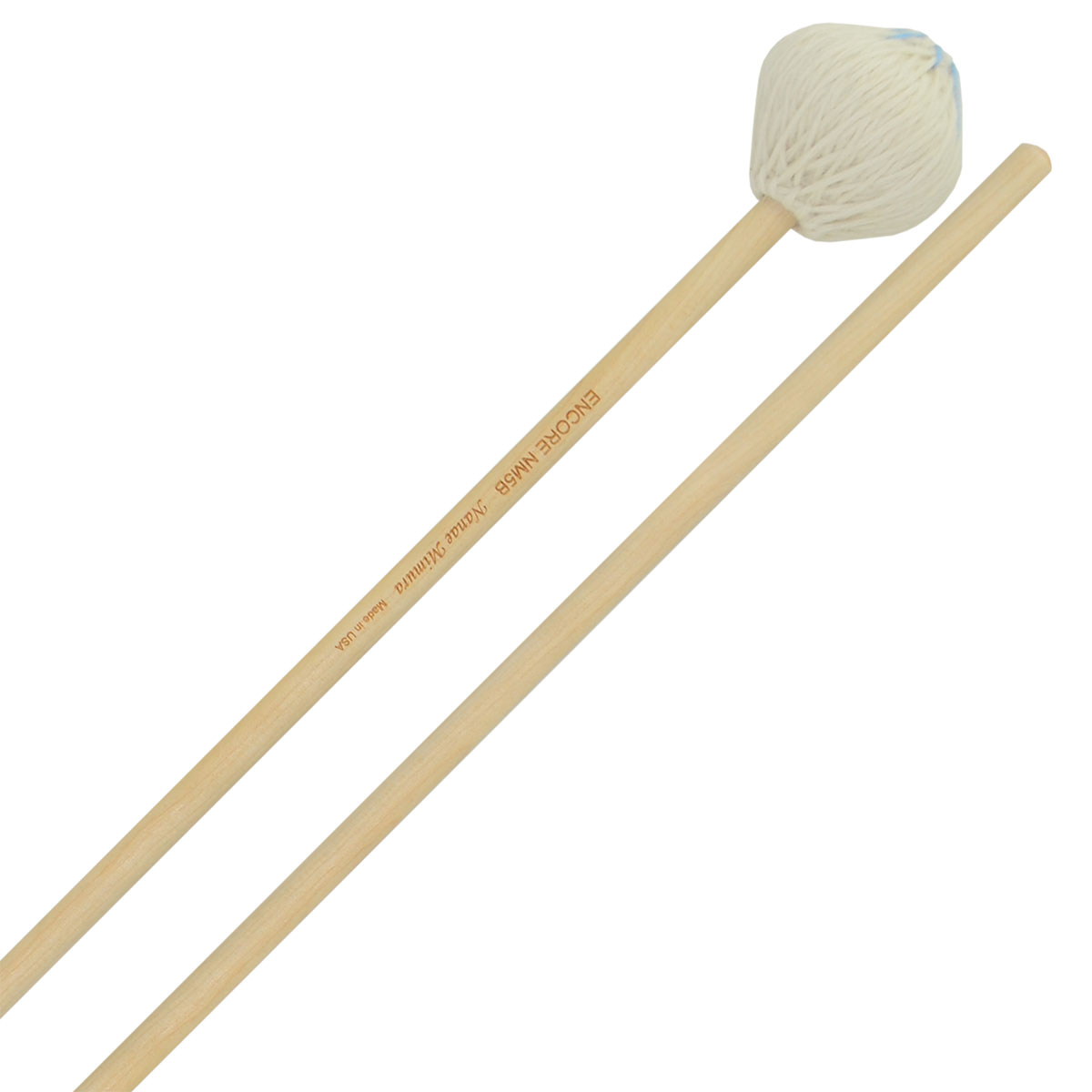 Encore Nanae Mimura Signature Medium Soft Marimba Mallet with Birch Shafts
