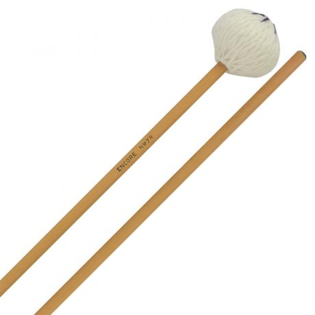 Encore Nanae Mimura Signature Bass Marimba Mallets with Rattan Shafts