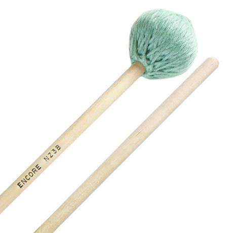 Encore Nancy Zeltsman Signature Medium Hard Marimba Mallets with Birch Shafts
