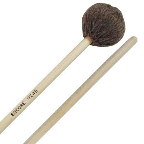 Encore Nancy Zeltsman Signature Medium Marimba Mallets with Birch Shafts