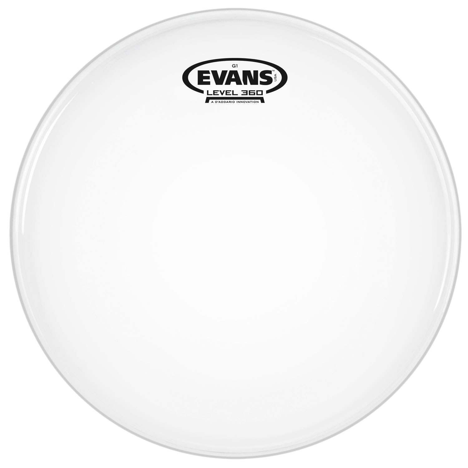 "Evans 6"" G1 Coated Head"
