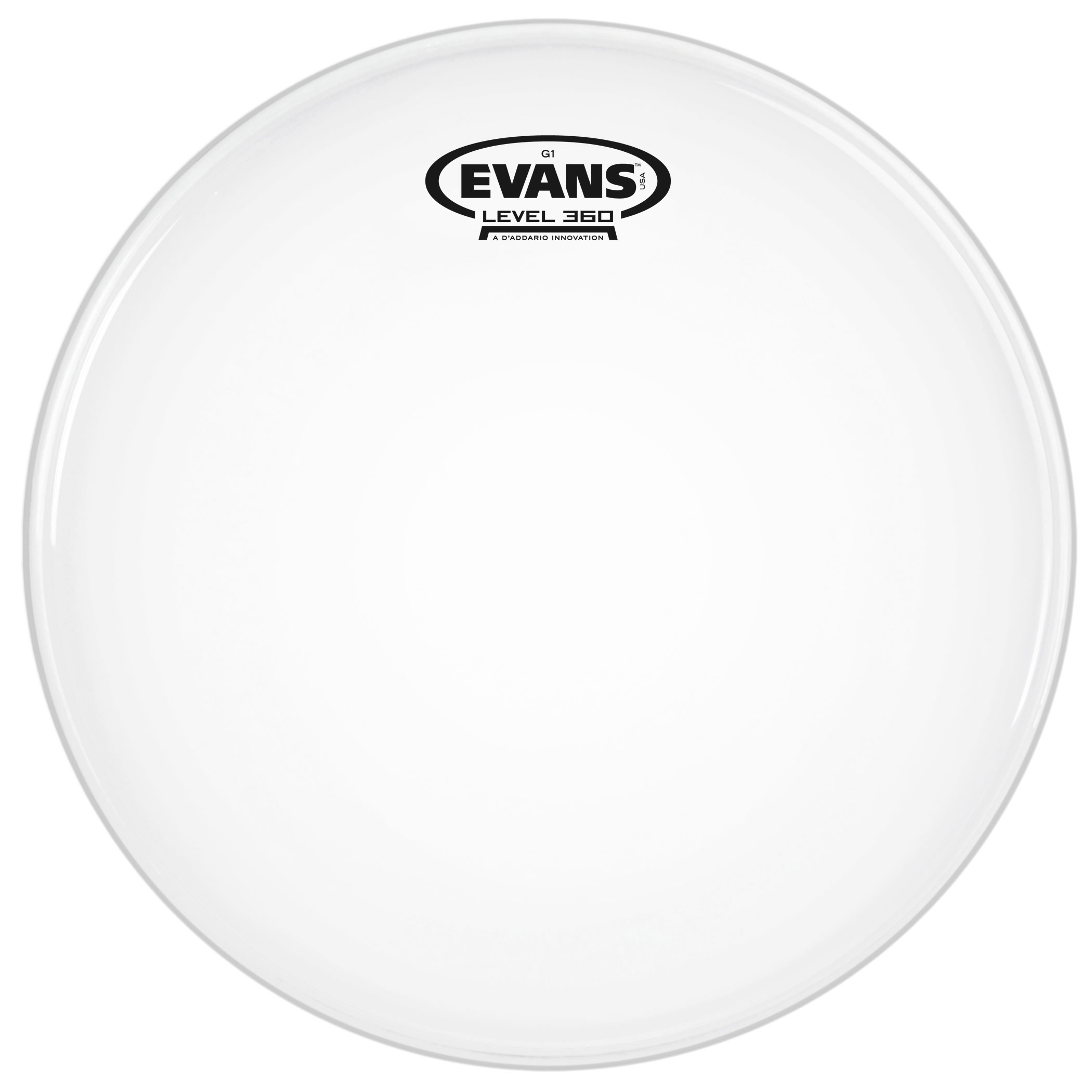 "Evans 8"" G1 Coated Head"