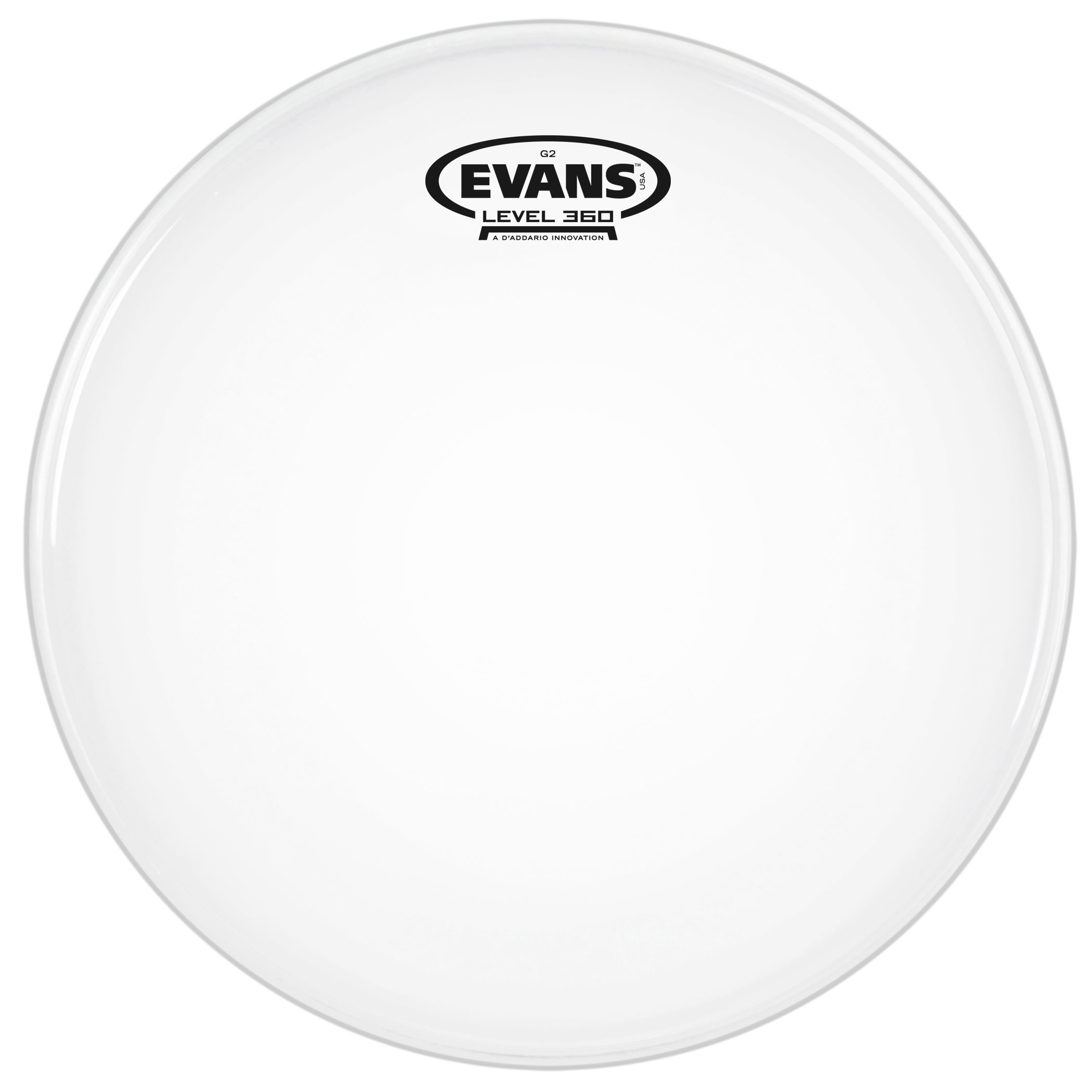"Evans 10"" G2 Coated Head"
