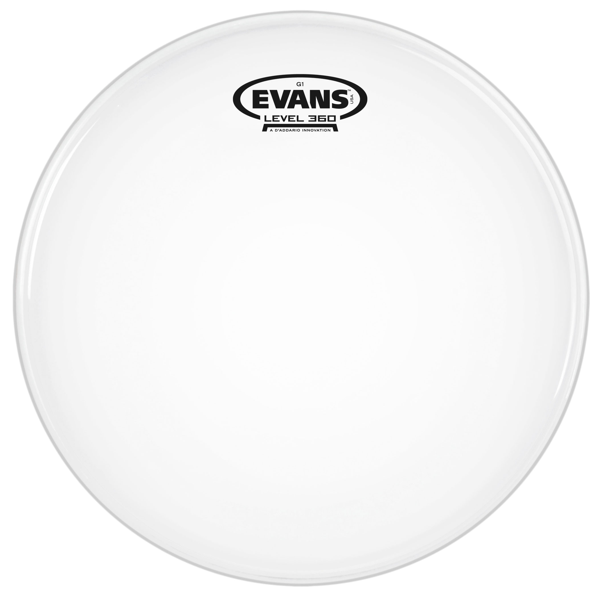 "Evans 12"" G1 Coated Head"