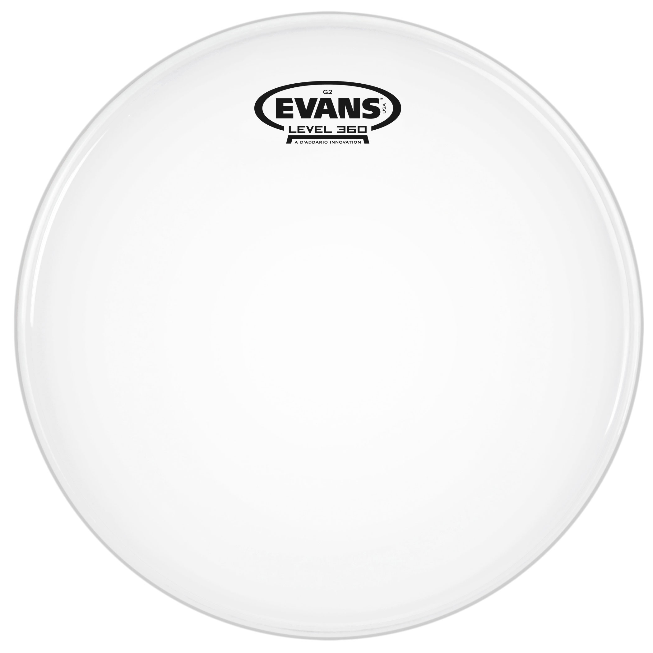 "Evans 15"" G2 Coated Head"