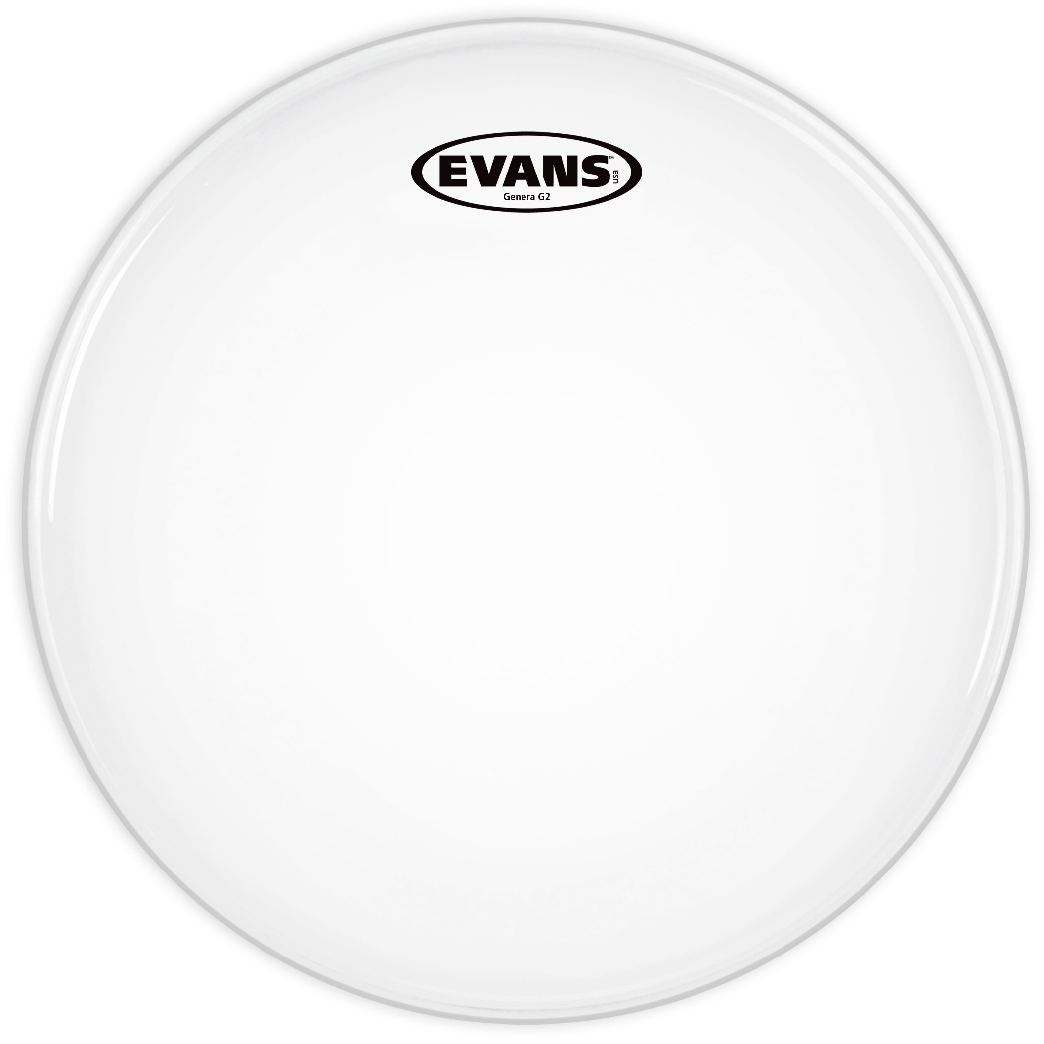 "Evans 18"" G2 Coated Head"