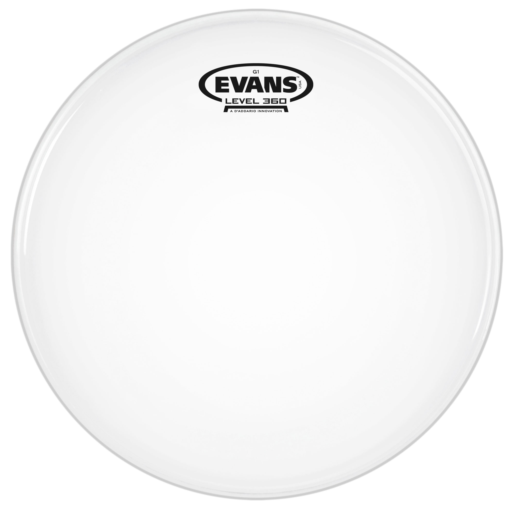 "Evans 20"" G1 Coated Tom Head"