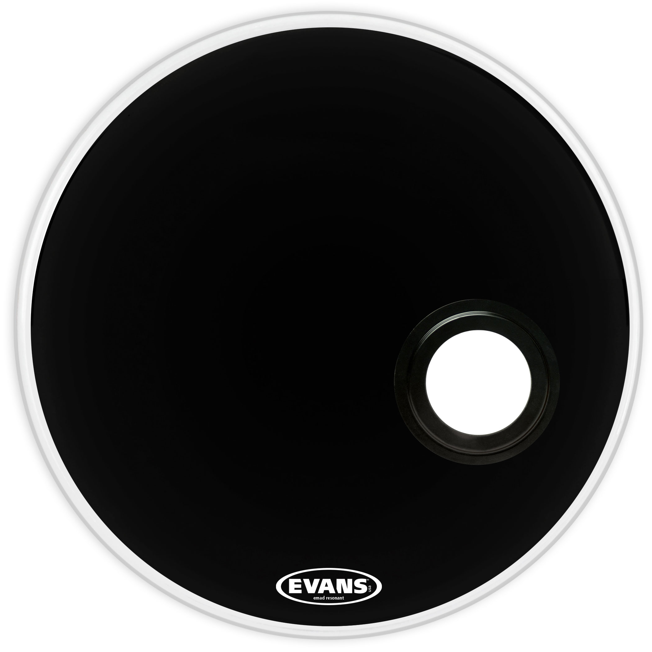"Evans 20"" EMAD Reso Bass Head"