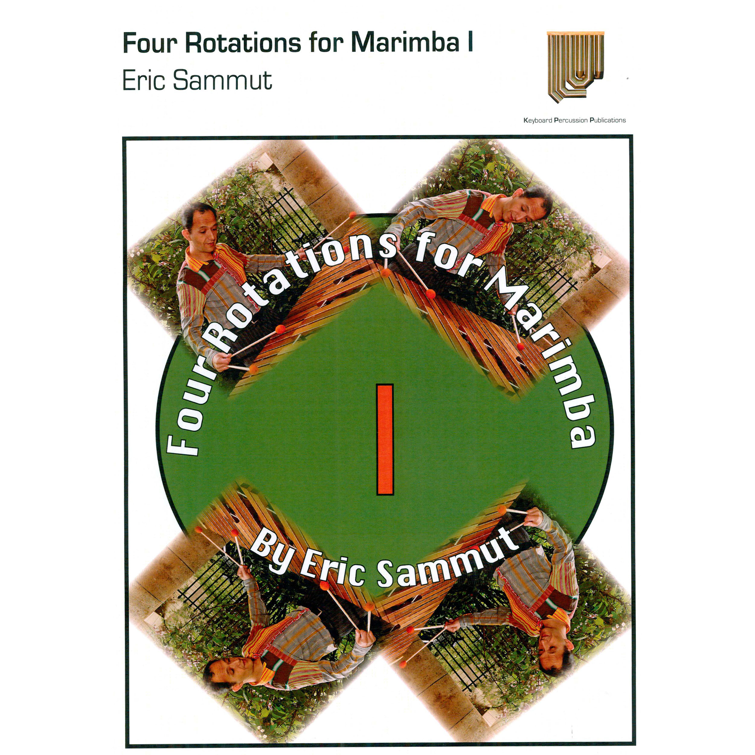 Four Rotations for Marimba I by Eric Sammut