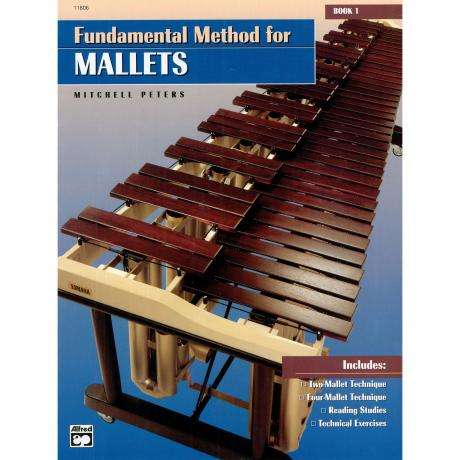 Fundamental Method for Mallets - Book 1 by Mitchell Peters