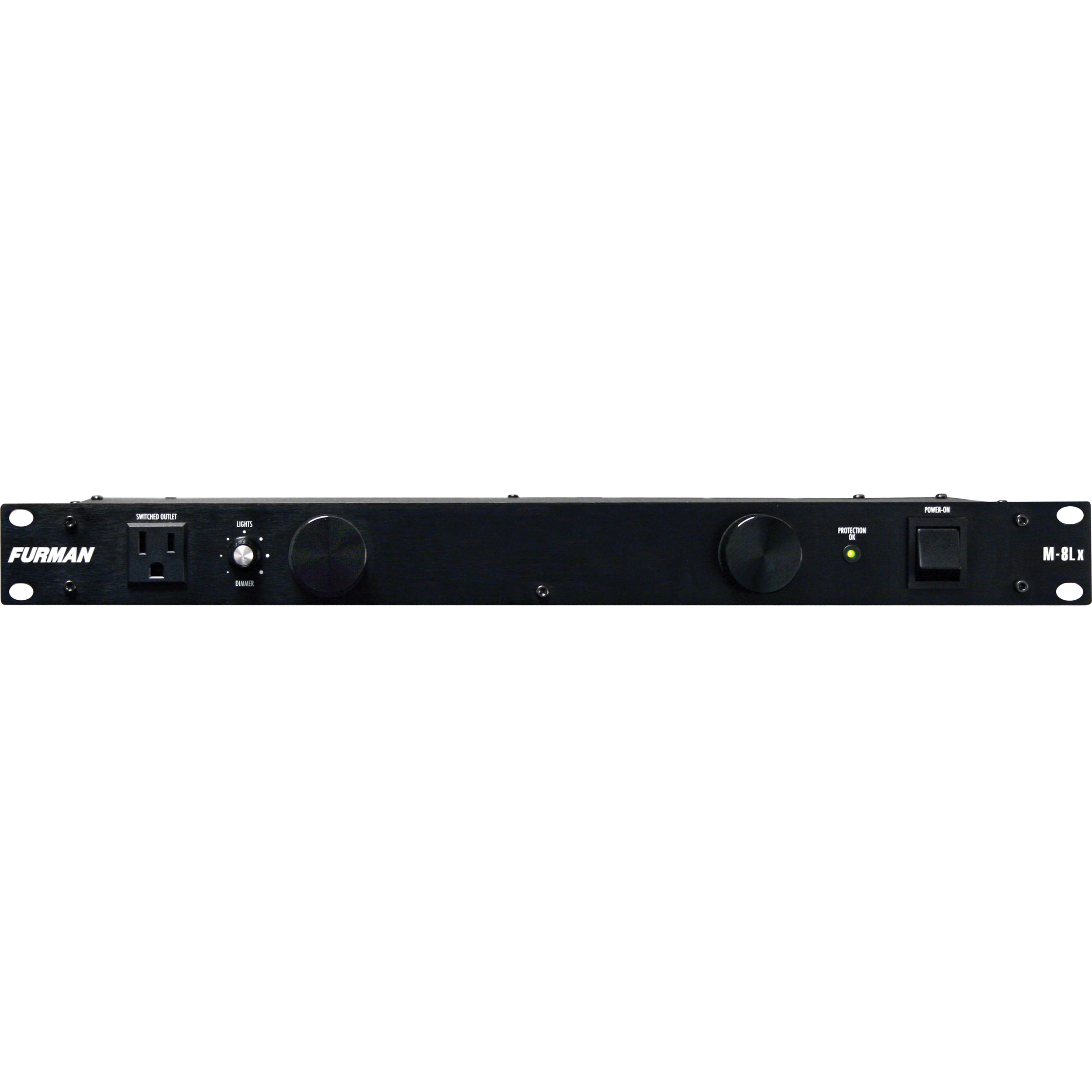 Furman 15 Amp Standard Power Conditioner with 8 Outlets