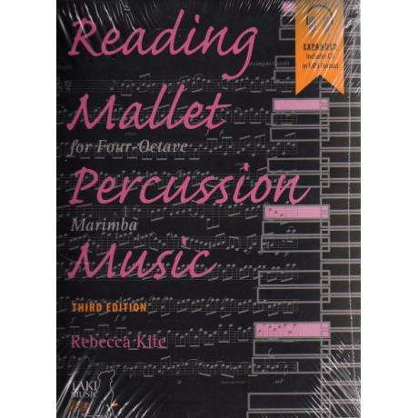 Reading Mallet Percussion Music by Rebecca Kite