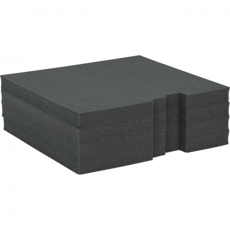 Gator Cases Replacement Diced Foam Block for GRW-DRWF4