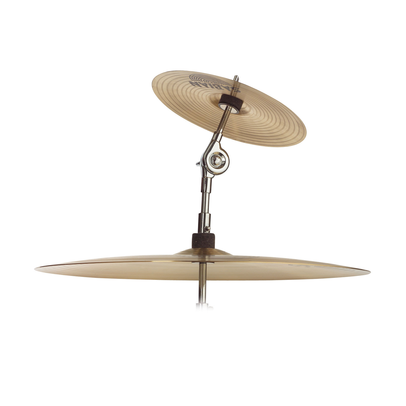 Gibraltar Straight Cymbal Stacker Assembly with Tilter