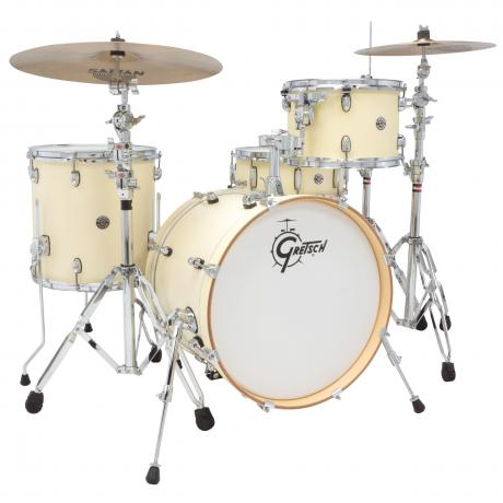 Gretsch Catalina Club Jazz 4-Piece Drum Set Shell Pack (18
