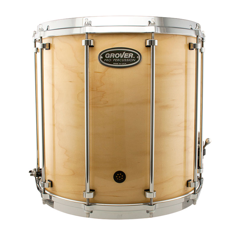 "Grover Pro 14"" x 14"" G1 Maple Field Drum"