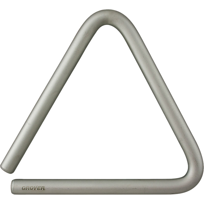 "Grover Pro 6"" Super Overtone Triangle"