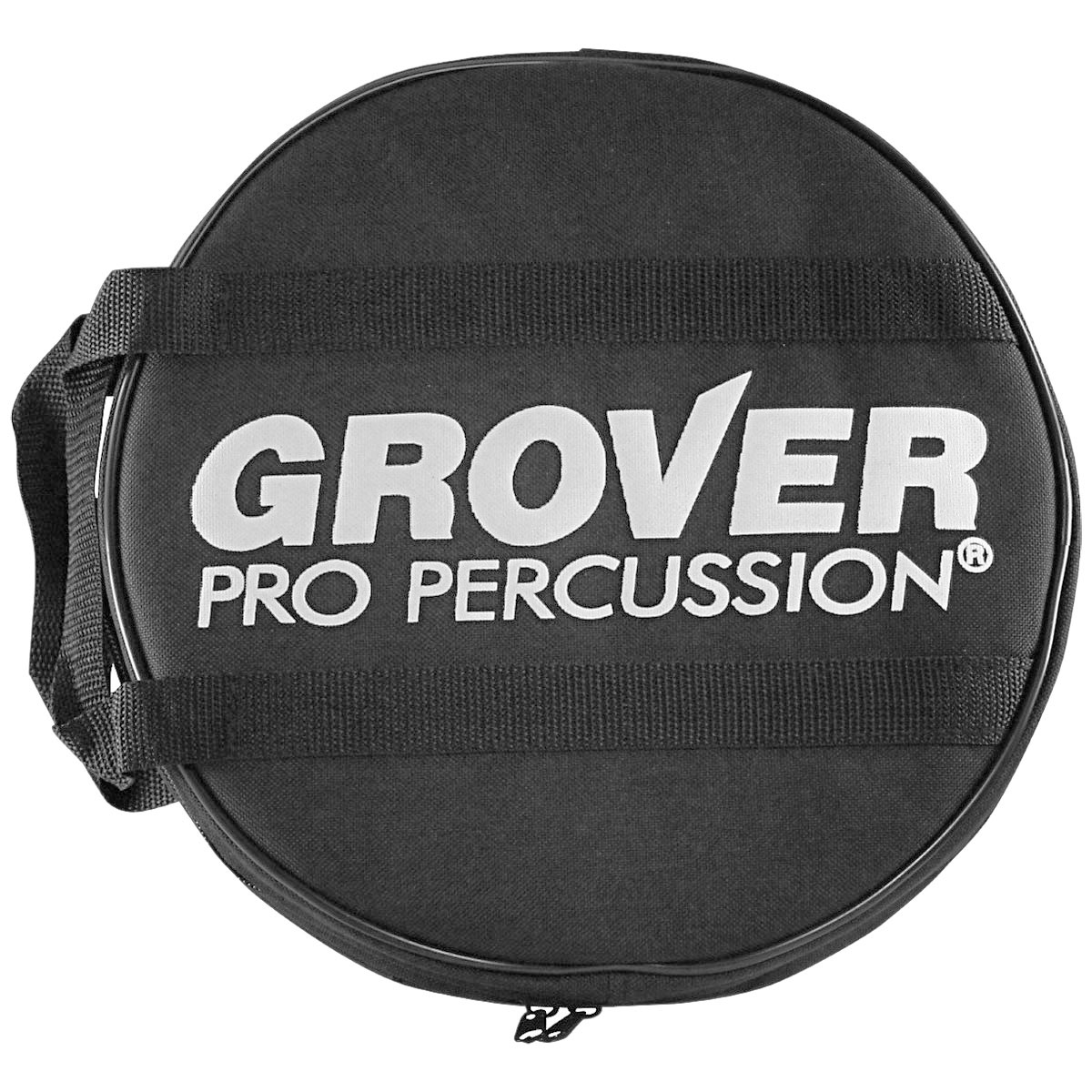 "Grover Pro 12"" Black Tambourine Bag"