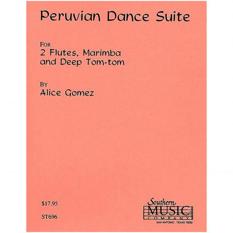 Peruvian Dance Suite by Alice Gomez