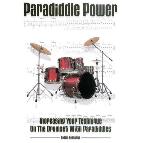 Paradiddle Power by Ron Spagnardi